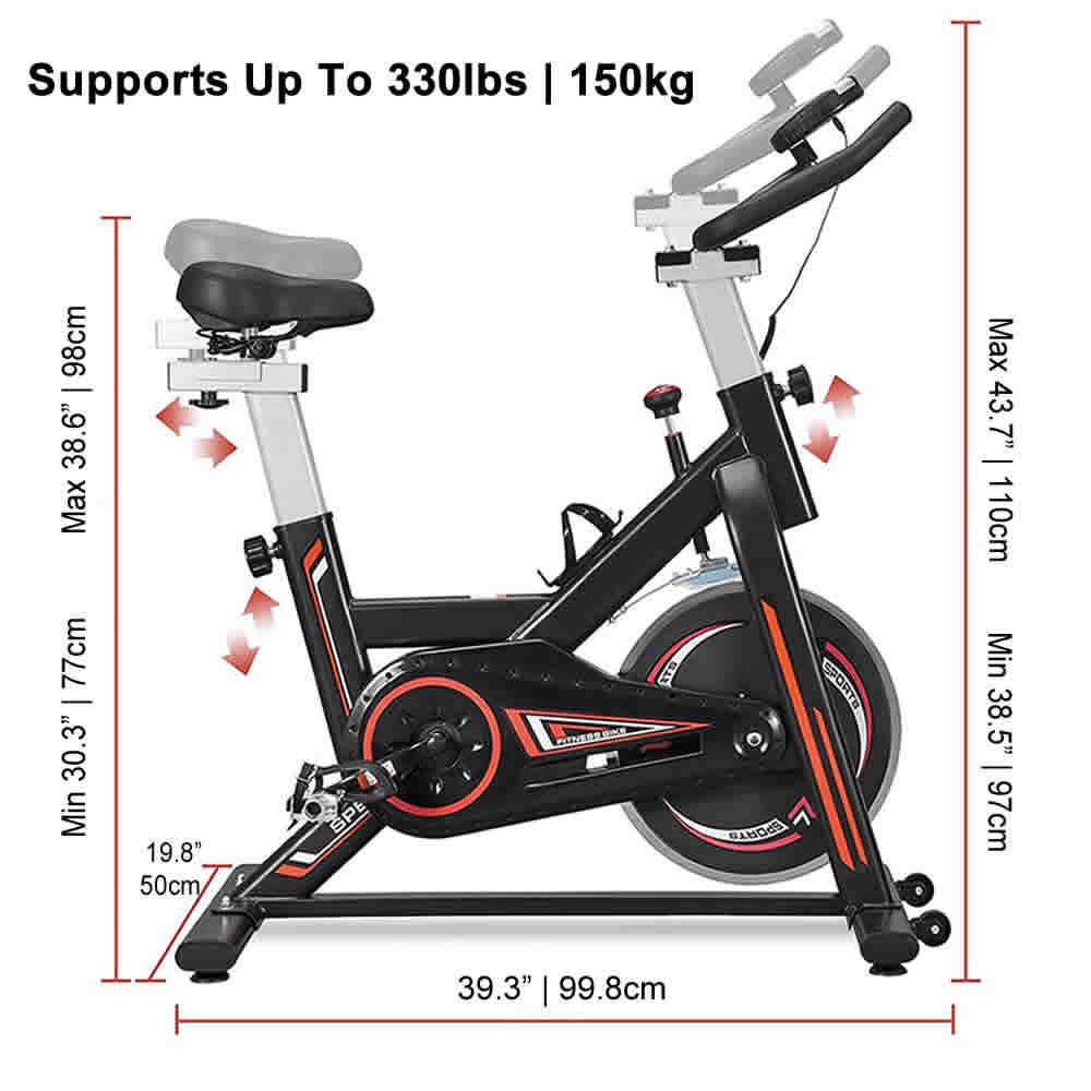 spin bike indoor