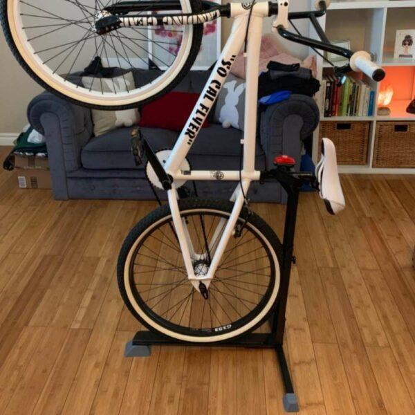 buy upright bike rack online