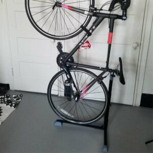 home floor bike rack