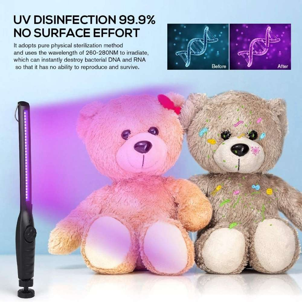 buy disinfection light wand