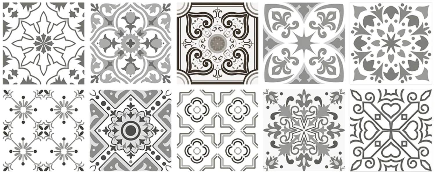 buy removable tile stickers online