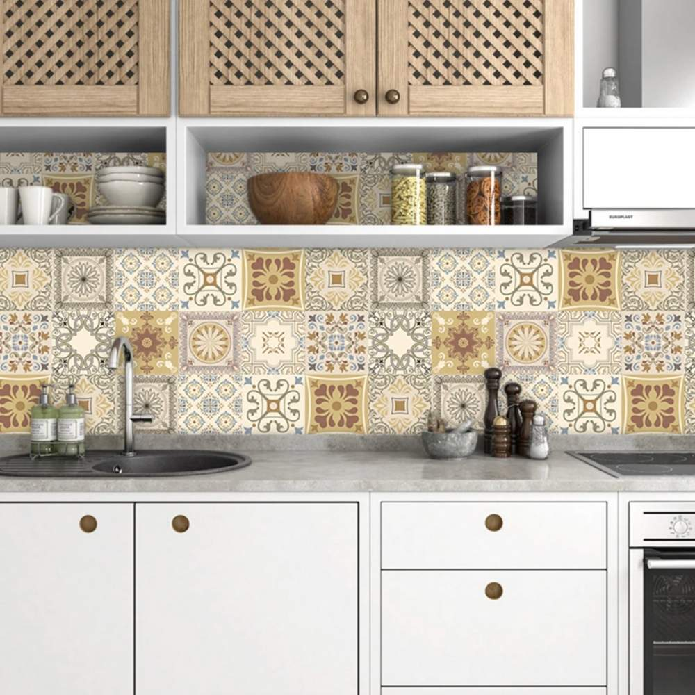 buy wall tiles decal online