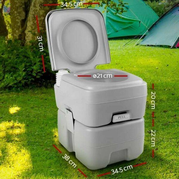 buy 20L portable toilet online