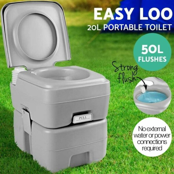 buy portable caravan toilet online